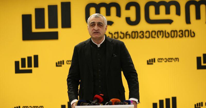 ხაზარაძე: კონგრესმენის წერილი მიანიშნებს, რომ ხელისუფლება რუსეთის ვექტორზეა ორიენტირებული
