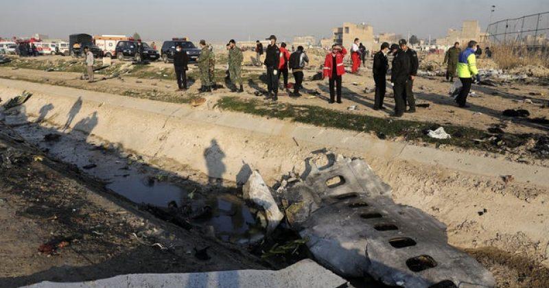 """ირანის სამხედრო ძალები: თეირანში უკრაინის თვითმფრინავი """"ადამიანური შეცდომის"""" გამო ჩამოაგდეს"""