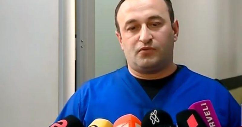 ექიმი: კლუბ ბასიანთან დაჭრილ 2 პირს ქირურგიული ჩარევა დასჭირდა, ერთმა კი კლინიკა დატოვა