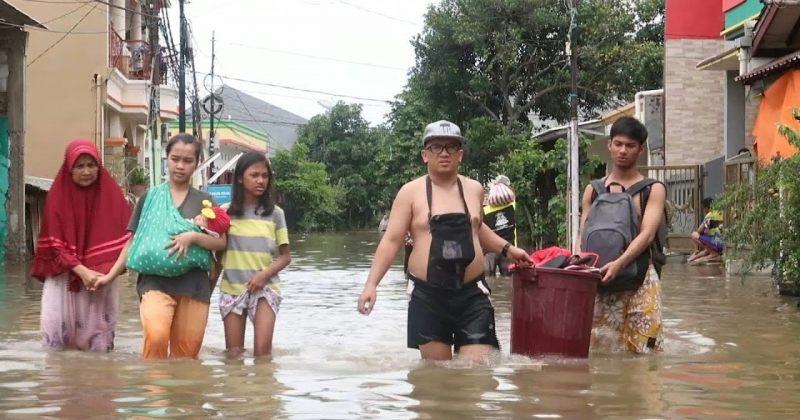 ინდონეზიაში წყალდიდობას 21 ადამიანის სიცოცხლე ემსხვერპლა