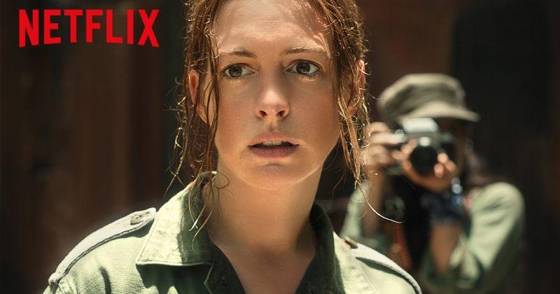 ენ ჰეთევეი, ბენ აფლეკი, უილემ დეფო Netflix-ის ახალ ფილმში THE LAST THING HE WANTED: თრეილერი