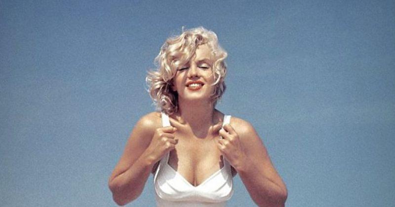 მერლინ მონროს 1957 წლის ფოტოსესია