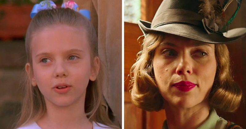 როგორ შეიცვალნენ მსახიობები მათი პირველი როლიდან უკანასკნელამდე