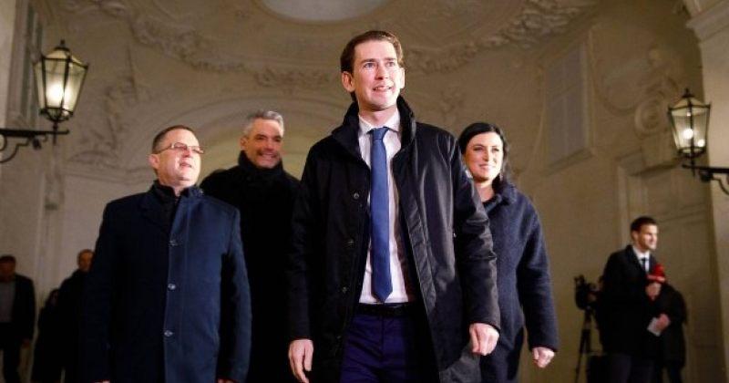 ავსტრიელმა კონსერვატორებმა მწვანეებთან მიაღწიეს შეთანხმებას კოალიციაზე