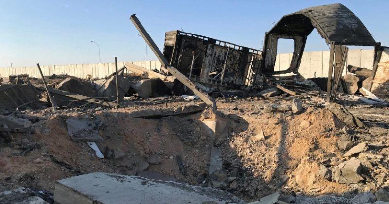 8 იანვარს ერაყში სამხედრო ბაზაზე ირანის თავდასხმის შედეგად 11 ამერიკელი სამხედრო დაშავდა
