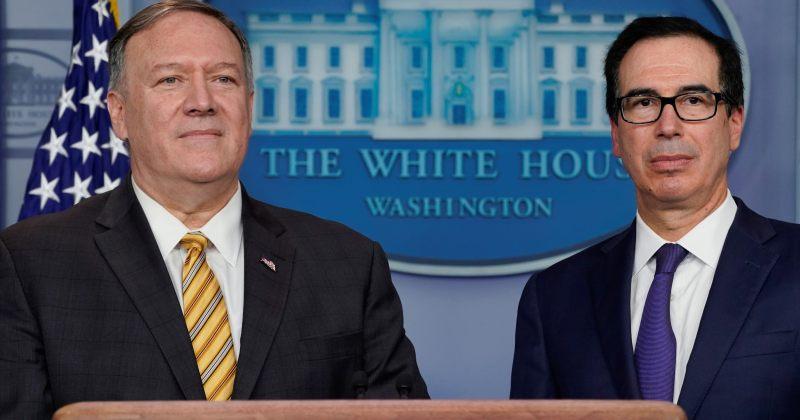 ამერიკამ ირანს დამატებითი ეკონომიკური სანქციები დაუწესა