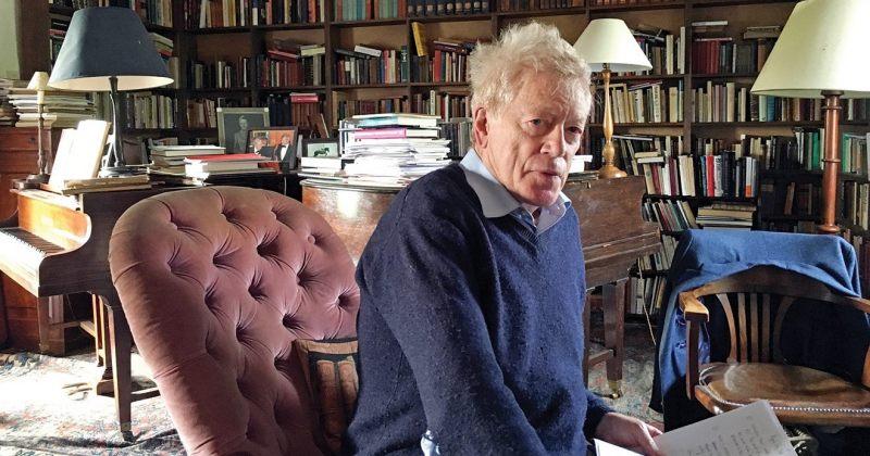 ბრიტანელი ფილოსოფოსი როჯერ სკრუტონი 75 წლის ასაკში გარდაიცვალა