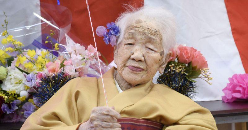 მსოფლიოში ყველაზე ასაკოვანი ადამიანი 117 წლის გახდა
