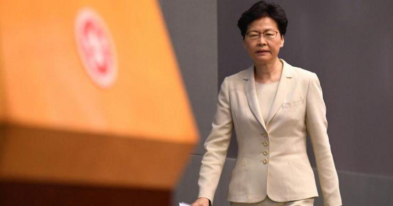 """ჰონგ-კონგის ლიდერი: """"ერთი ქვეყანა, ორი სისტემა"""" 2047 წლის შემდეგაც შეიძლება გაგრძელდეს"""