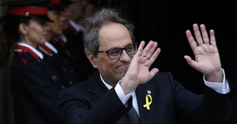 კატალონიის რეგიონული ლიდერი: ჩვენ დამოუკიდებლები ვიქნებით