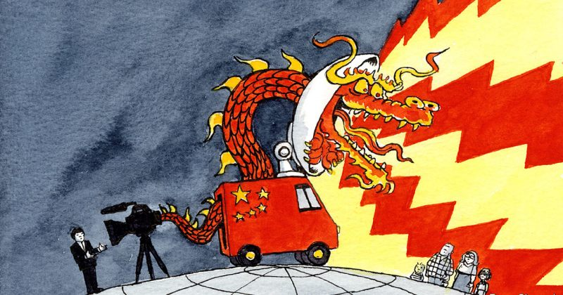 აშშ-მა ჩინეთის სახელმწიფო, პროპგანდული მედიები ჩინეთის აგენტებად გამოაცხადა