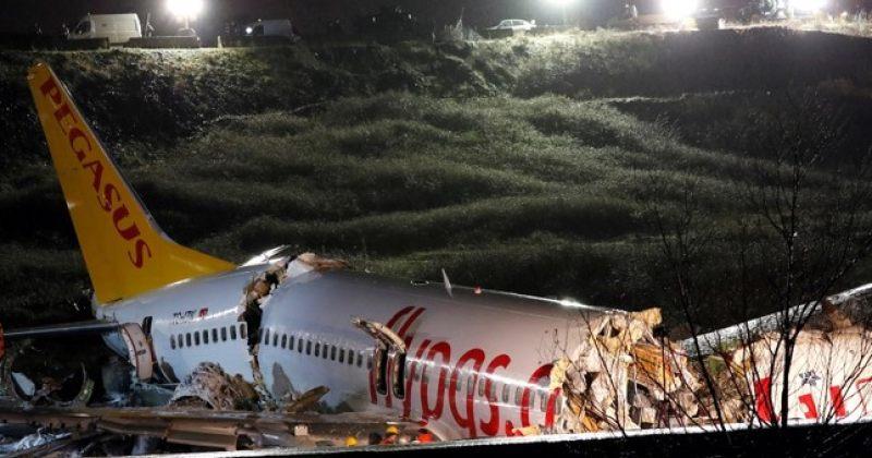 სტამბოლში ავიაშემთხვევის შედეგად დაშავდა 52 ადამიანი, მსხვერპლი არ არის