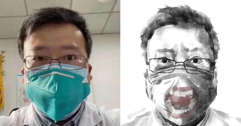 ჩინელი ექიმი, რომელმაც კორონავირუსზე ინფორმაცია გაავრცელა, ამავე ვირუსით გარდაიცვალა