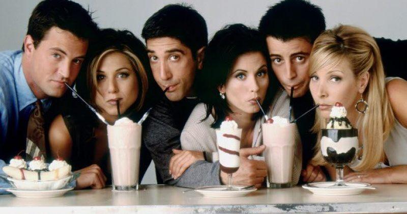 Friends სპეციალური სერიით მაისში დაბრუნდება