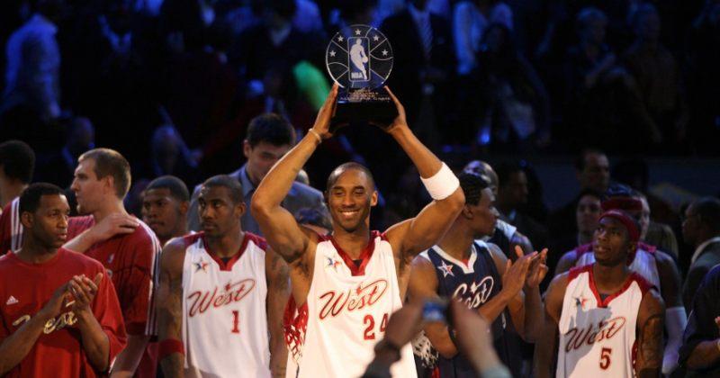 NBA-ის All Star-ის მატჩის საუკეთესო მოთამაშის ჯილდოს კობი ბრაიანტის სახელი მიენიჭა