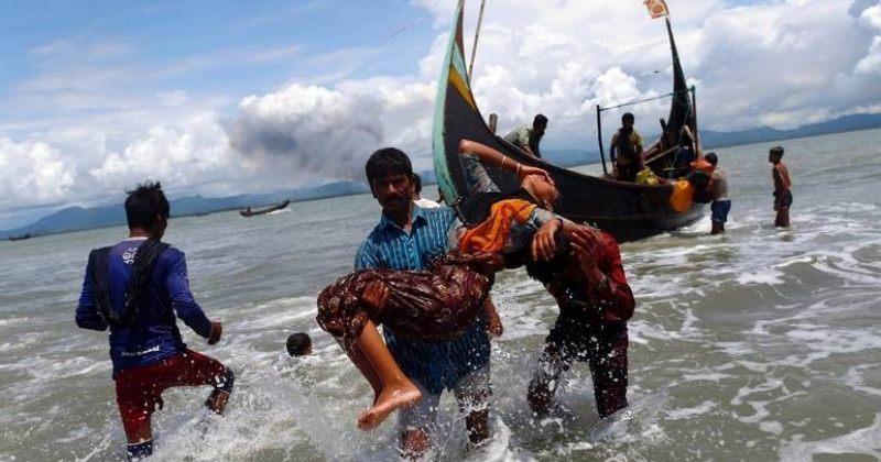 ბენგალის ყურეში როჰინჯა მიგრანტების ნავი გადაბრუნდა, დაიღუპა სულ მცირე 15 ადამიანი