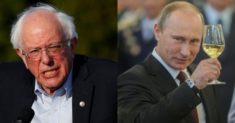 აშშ-ის მთავრობის მიხედვით რუსეთი ბერნი სანდერსის საპრეზიდენტო კამპანიის დახმარებას ცდილობს