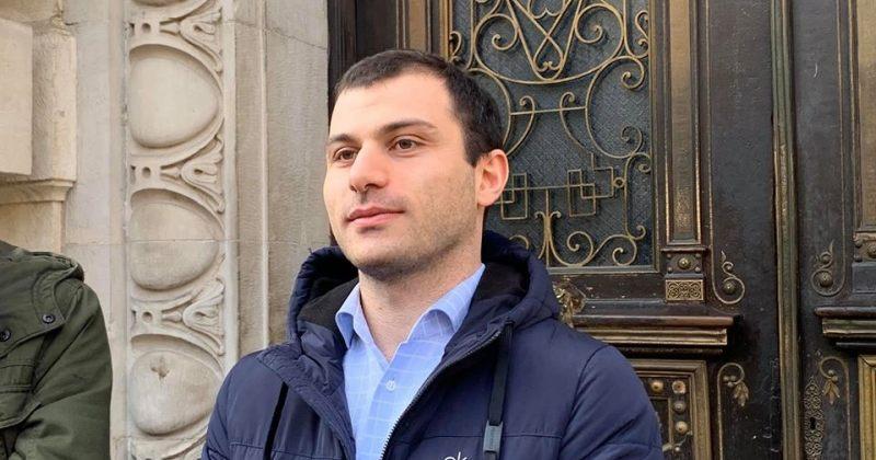 მელიას ადვოკატი: გირაოს მცველებად გვევლინებიან პროკურატურის თანამშრომლები