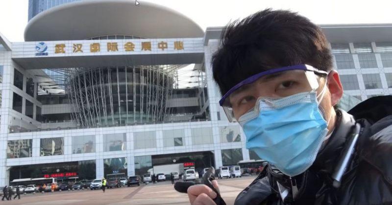ჩინელი ჟურნალისტი, რომელიც ვუხანის მოვლენებს აშუქებდა და მთავრობას აკრიტიკებდა, გაუჩინარდა