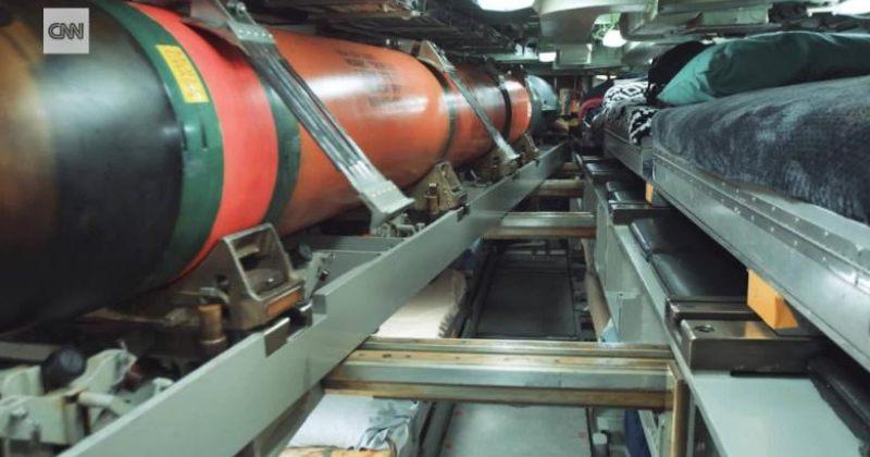აშშ-მა წყალქვეშა ხომალდებზე ახალი, მცირე სიმძლავრის ბირთვული ქობინები განათავსა