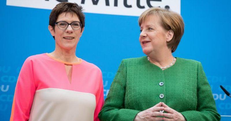 ანეგრეტ კრამპ-კარენბაუერი გერმანიის ქრისტიან დემოკრატიული კავშირის ლიდერის პოსტს ტოვებს