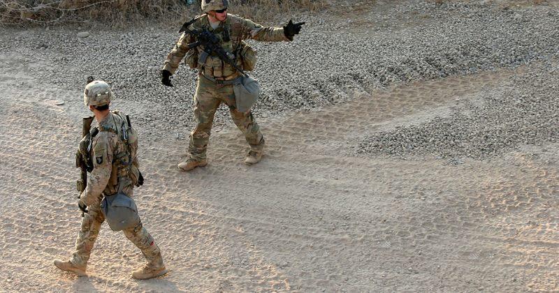 ერაყში მდებარე აშშ-ის ერთ-ერთ სამხედრო ბაზაზე სარაკეტო შეტევა განხორციელდა