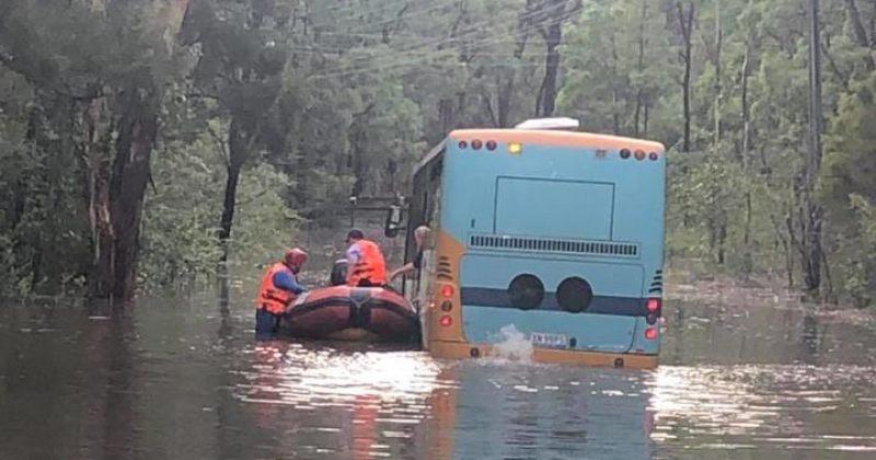 ავსტრალიაში ბოლო 30 წლის ყველაზე ძლიერმა წვიმამ მასშტაბური ხანძრის კერები ჩააქრო