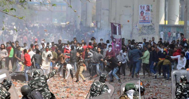 ტრამპის ვიზიტის პარალელურად ინდოეთში გამართულ საპროტესტო აქციებზე 7 ადამიანი დაიღუპა