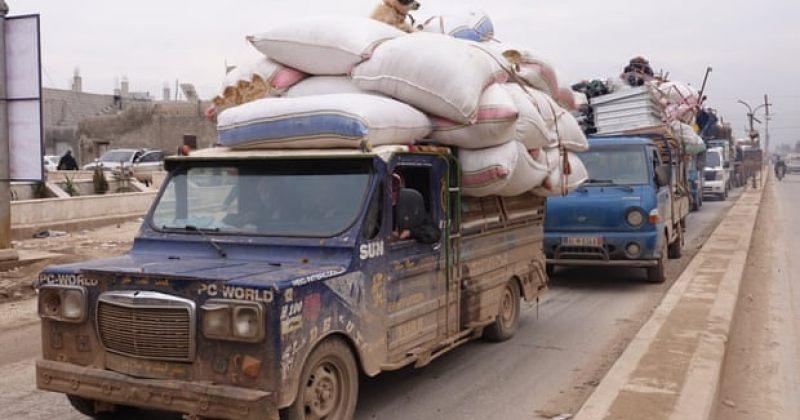 UN: 1 დეკემბრიდან იდლიბში ასადის რეჟიმის თავდასხმის გამო სახლების მიტოვება 520,000 ადამიანს მოუხდა