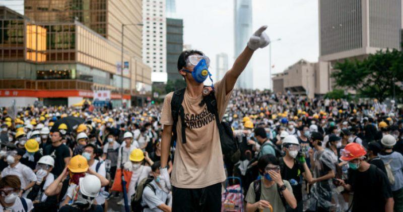 ამერიკელმა კონგრესმენებმა ჰონგ-კონგელი მომიტინგეები ნობელის პრემიაზე წარადგინეს
