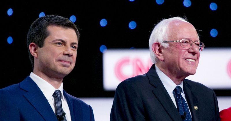 ნიუ ჰემფშირის დემოკრატიულ პრაიმერში კვლავ ბერნი სანდერსი და პიტ ბუტიჯეჯი ლიდერობენ