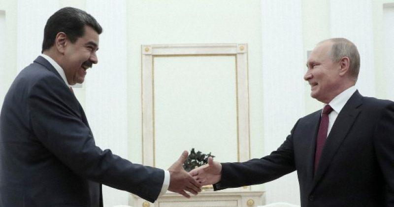 რუსეთი: რონსეფტზეაშშ-ის სანქციები ვენესუელასა და ჩვენ შორის კავშირს არ ავნებს