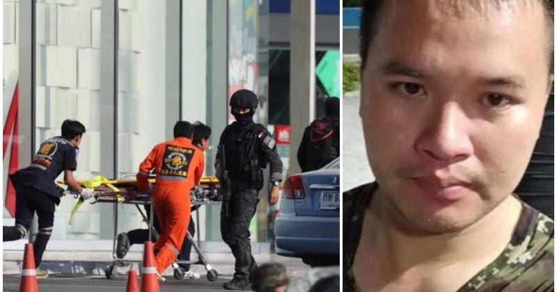 ტაილანდელი ჯარისკაცი, რომელიც სავაჭრო ცენტრში შეიჭრა და 26 ადამიანი მოკლა, ლიკვიდირებულია