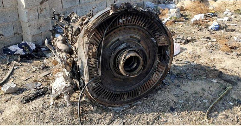 ირანი უკრაინას პილოტის ჩანაწერის გასაჯაროების გამო გამოძიების მასალებს აღარ გაუზიარებს
