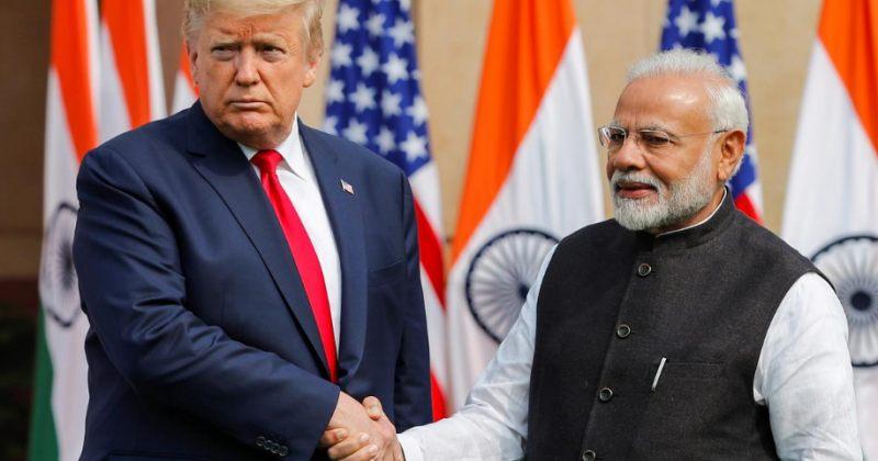 ტრამპი: ინდოეთი აშშ-სგან $3 მილიარდის სამხედრო აღჭურვილობას შეიძენს