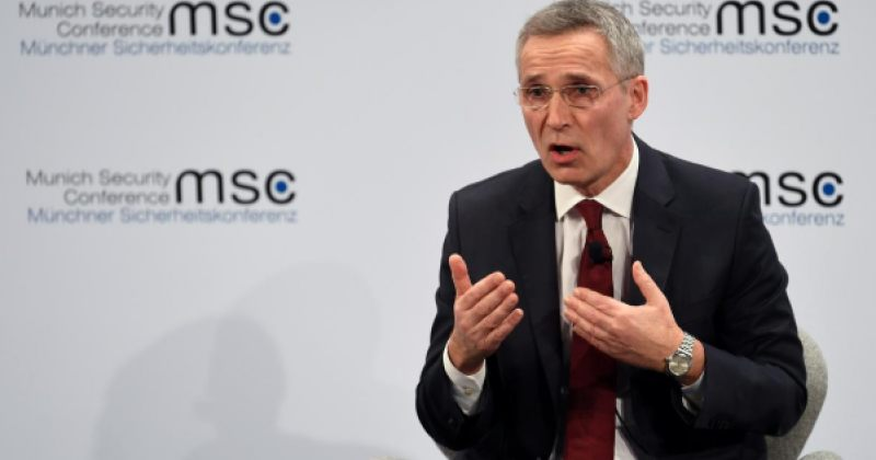 NATO-ს ელჩები ბრიუსელში თურქეთის თხოვნით სირიაზე კონსულტაციისთვის შეიკრიბებიან