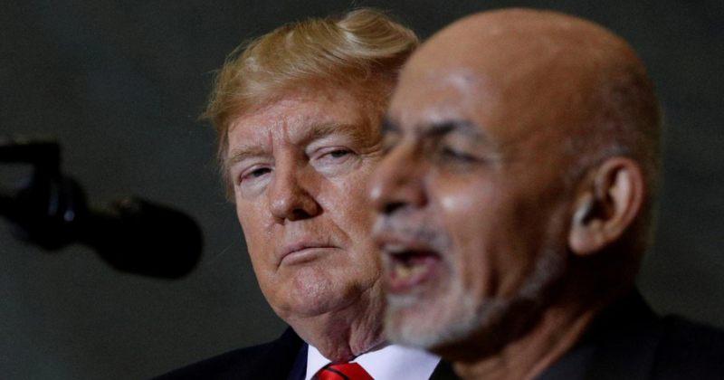 ტრამპი: თალიბანთან შეთანხმების კარგი შანსი არსებობს, ორ კვირაში გვეცოდინება