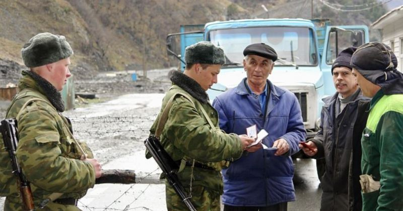 ოკუპირებულ ცხინვალში რუსეთიდან ტვირთს არ ატარებენ, არის საკვების და წამლების დეფიციტი