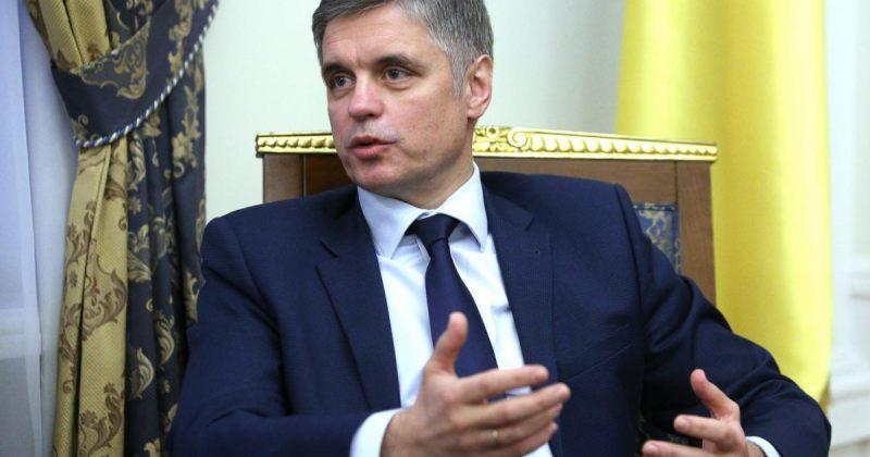 უკრაინის საგარეო საქმეთა მინისტრი: რუსეთსა და ბელარუსს შორის ომის დაწყების საფრთხე არსებობს