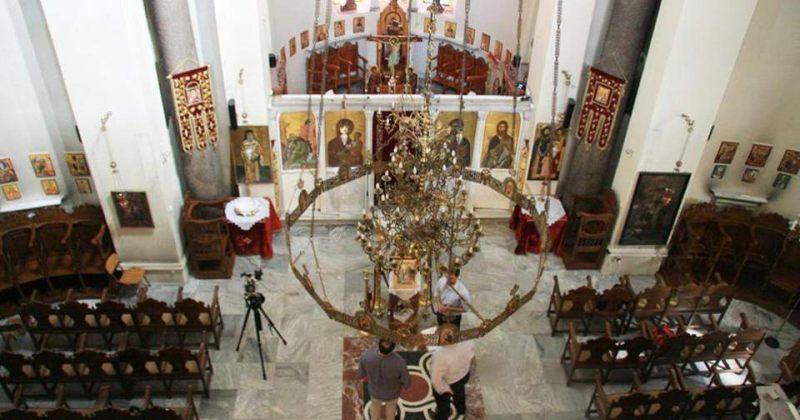 საბერძნეთის მთავრობამ კორონავირუსის გამო ქვეყანაში ყველა რელიგიური მსახურება შეაჩერა