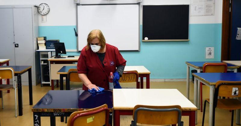 კორონავირუსის გამო ჩეხეთში სკოლები დახურეს
