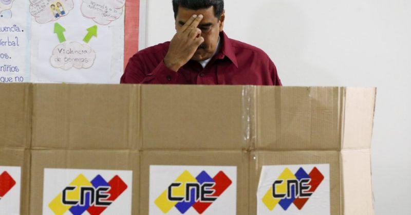 ვენესუელას საარჩევნო კომისიაში ხანძარმა ხმის მისაცემი აპარატურის დიდი ნაწილი გაანადგურა