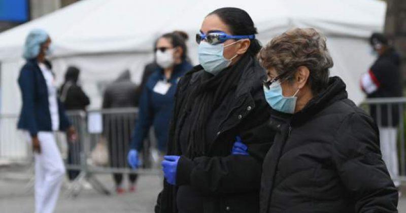 აშშ-ში კორონავირუსით გარდაცვლილთა რიცხვმა 1 000-ს გადააჭარბა