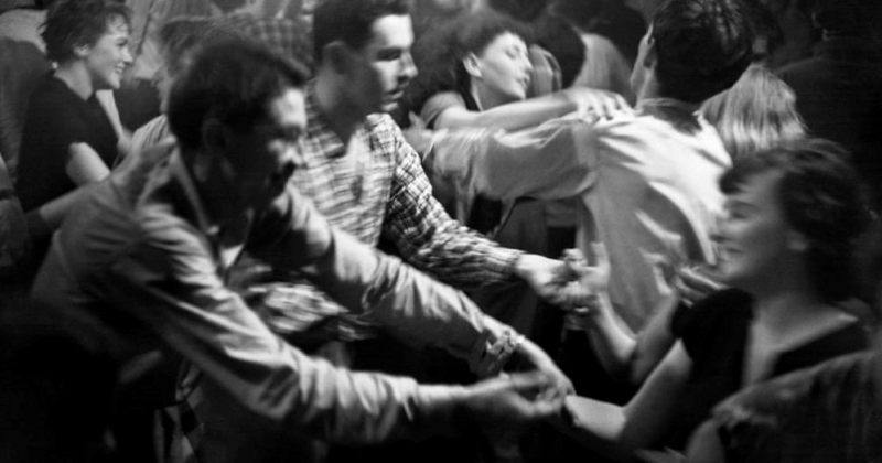 ცეკვა, სიყვარული, შრომა: რენე გროებლის ფოტოები