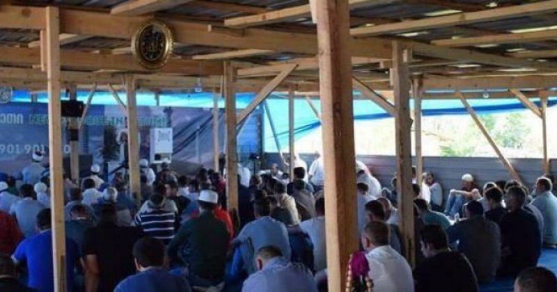 ბათუმის ახალ მეჩეთში კორონავირუსის პრევენციის მიზნით დეზინფექცია ჩაატარეს