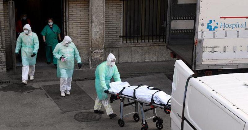 ესპანეთში COVID-19-ით ბოლო 24 საათში 743 ადამიანი გარდაიცვალა