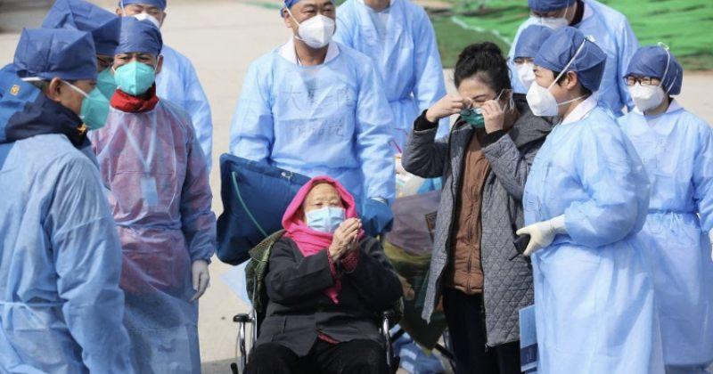 ჩინეთში კორონავირუსით დაინფიცირებული 98 წლის ქალი გამოჯანმრთელდა