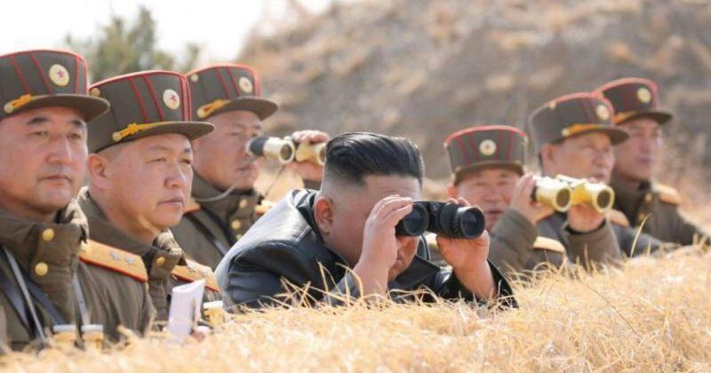 ჩრდილოეთ კორეამ კიდევ ორი ბალისტიკური რაკეტა გამოსცადა