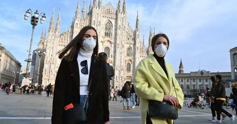 იტალიაში ინფიცირების 2 667 ახალი შემთხვევა გამოვლინდა, ეს ბოლო ერთ თვეში ყველაზე ნაკლებია