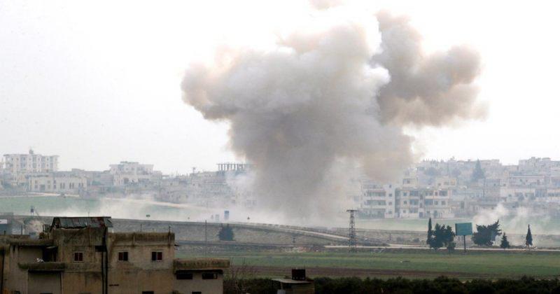 თურქეთმა ორი სირიული თვითმფრინავი ჩამოაგდო, თავდასხმა მოხდა ასადის ძალების სამხედრო ბაზაზე